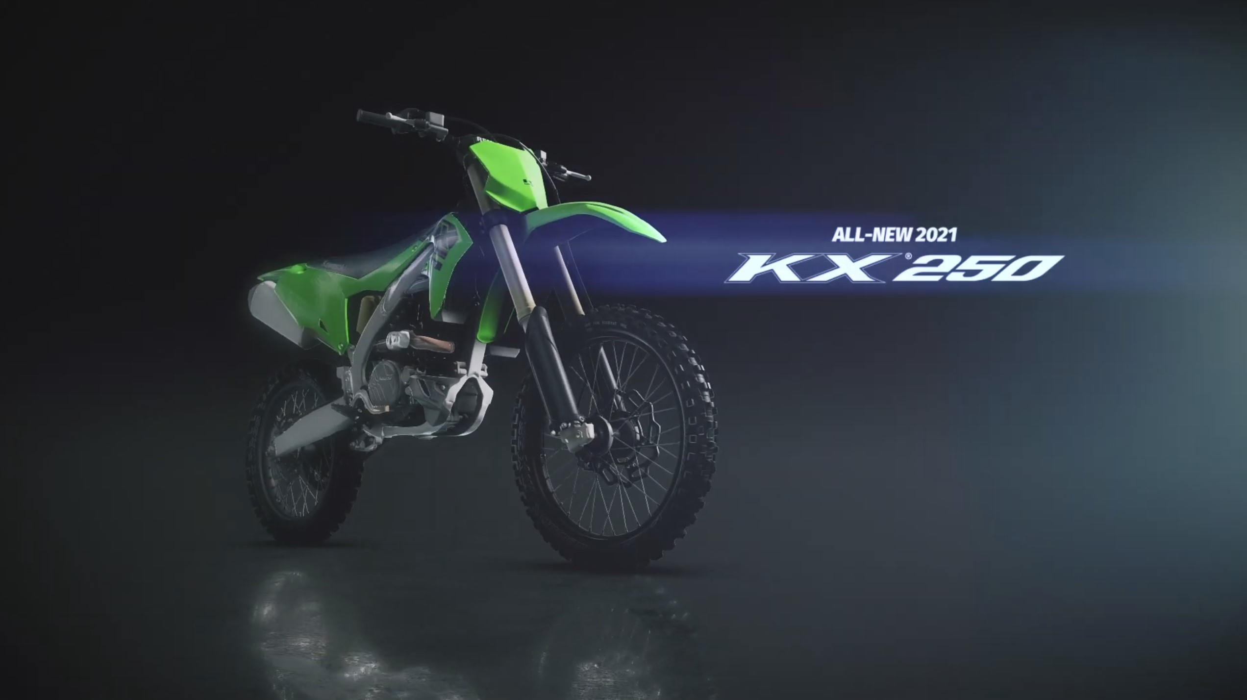 Kawasaki product 3D scan and modeling by the Scan Truck mobile photogrammetry studio Los Angeles